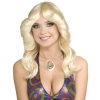 70s Disco Doll Blonde Wig